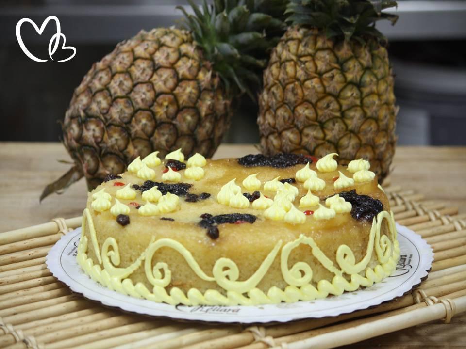 Liar Cake Fruits Rouges